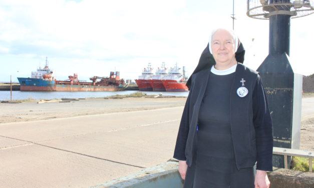 "Sunderland Port's ""Powerhouse of Prayer"""