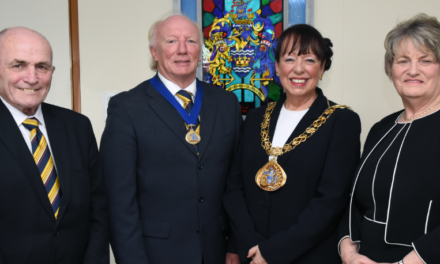 Meet the new Mayor of Sunderland