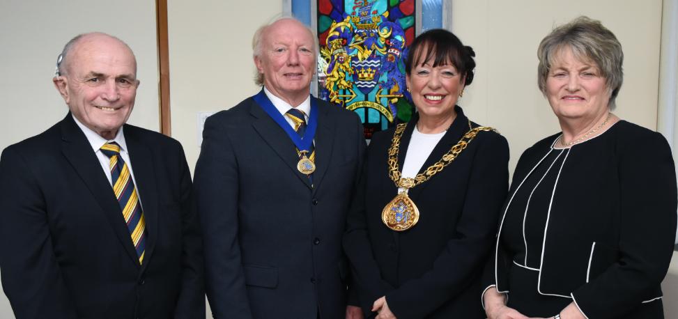 Meet the new Mayor of Sunderland