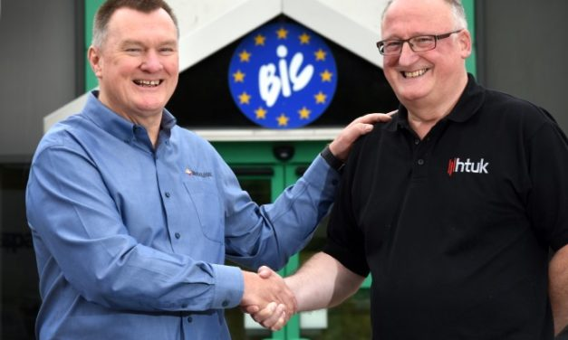 North East firm reaps the benefits of exporting after partnering with industry-leading US firm
