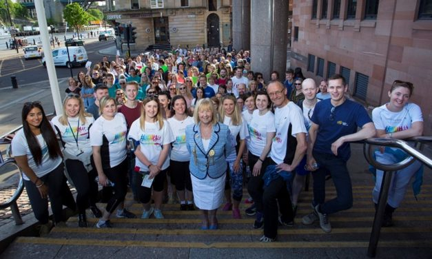 North East legal profession unites to walk for justice for all