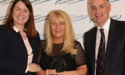 Sunderland College celebrates long-serving staff