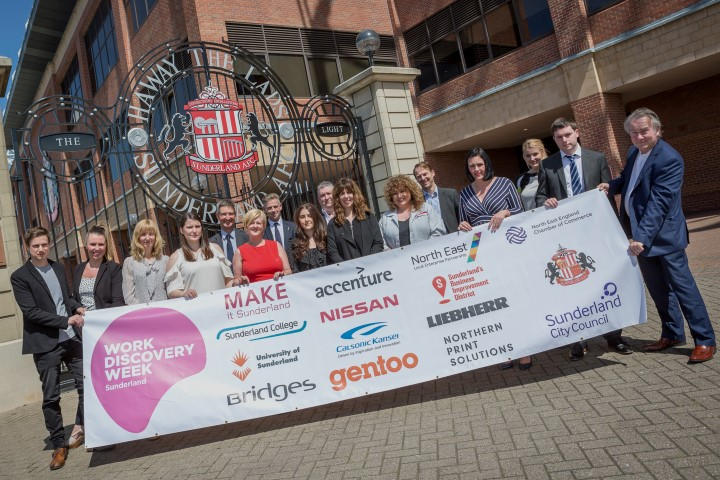 Businesses encouraged to get involved with Work Discovery Week