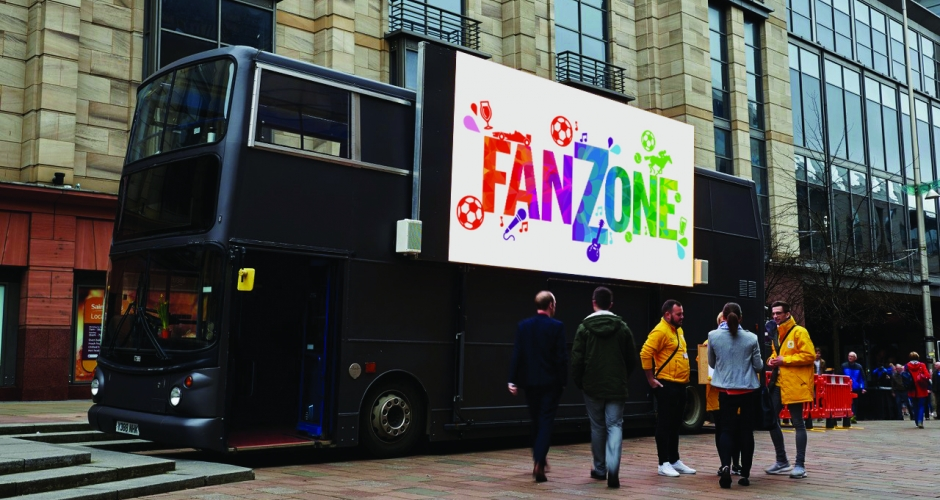 Mobile fanone to bring the best of Summer sport to Sunderland