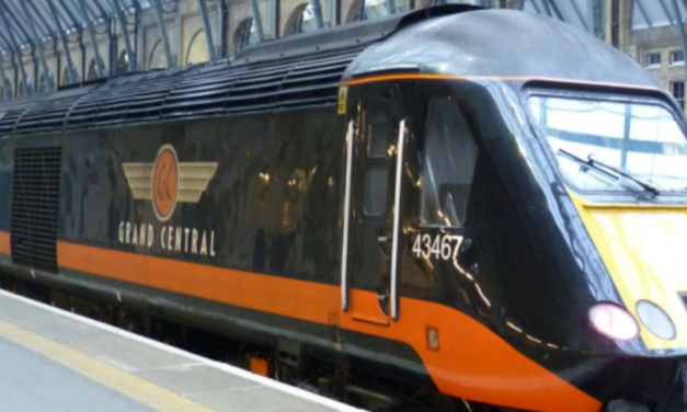 Grand Central submits application to increase daily London services