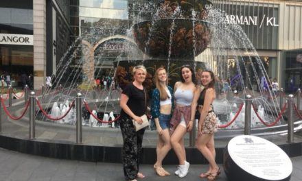Sunderland dance students represent GB on international stage