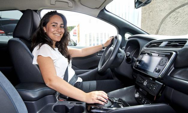 Nissan LEAF hits new milestone
