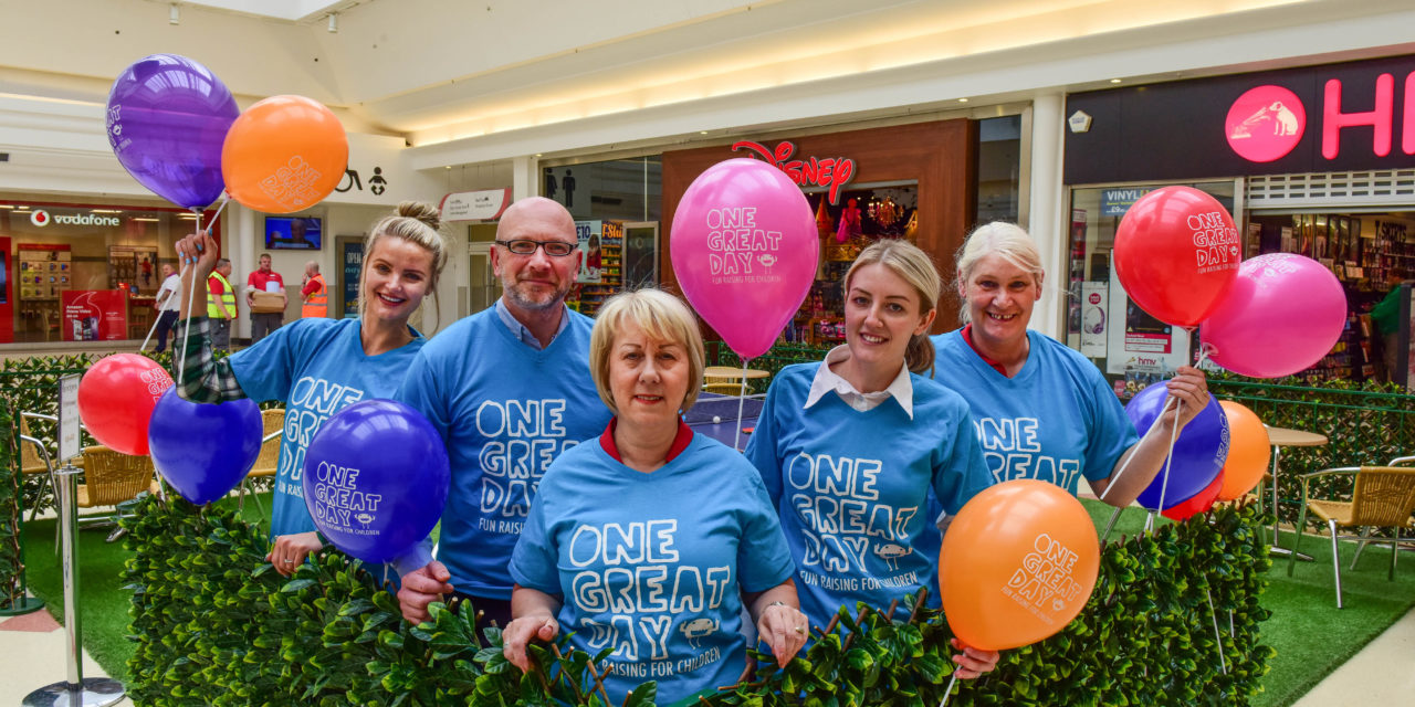 Sunderland shoppers asked to support fun and fund raising