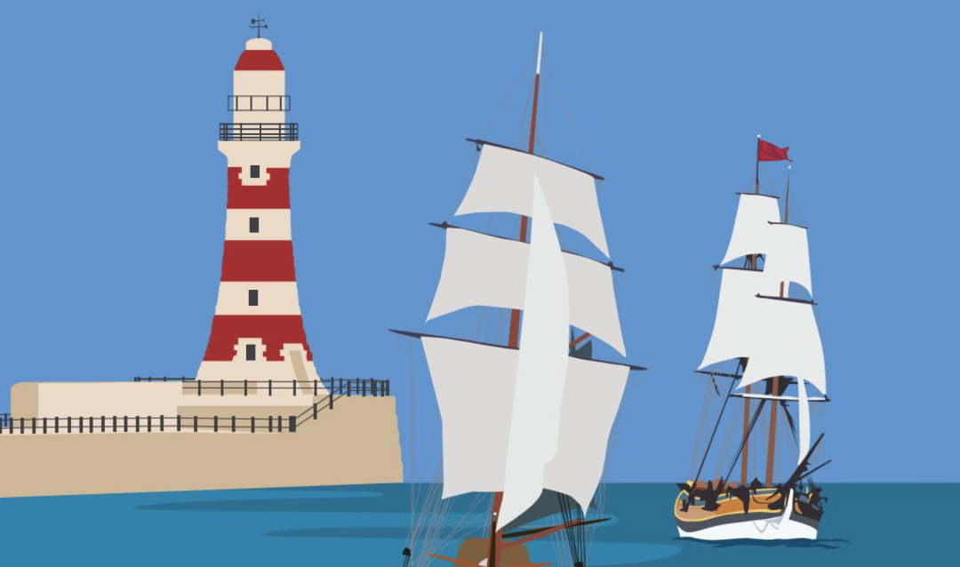 Be part of The Tall Ships… it's good for you!