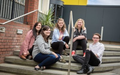 Tall Ships inspire Sunderland students onto the stage