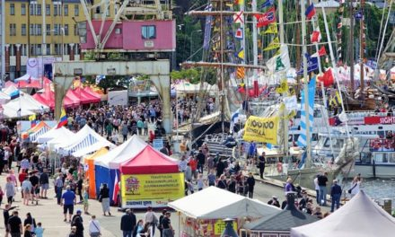 Enjoy an early bird taste of the Tall Ships races Sunderland
