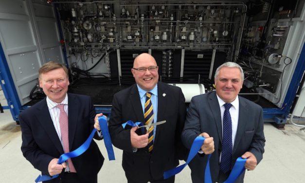 Haskel launches landmark European hydrogen facility