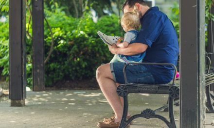 Charity helps dads see their children on Father's Day