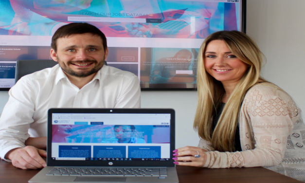Recruitment firm raring to go