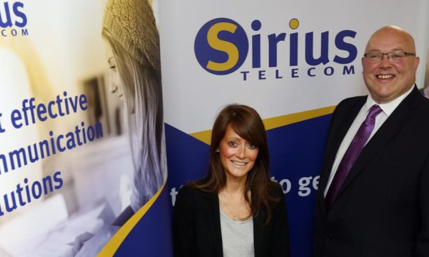 Telecommunications firm set for bumper first year in business