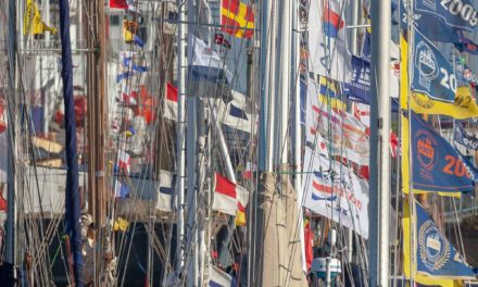 University gets on board with the Tall Ships
