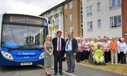 Sunderland community to benefit from improved bus service