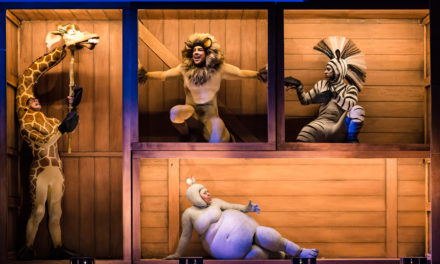 Madagascar the Musical is heading to Sunderland Empire