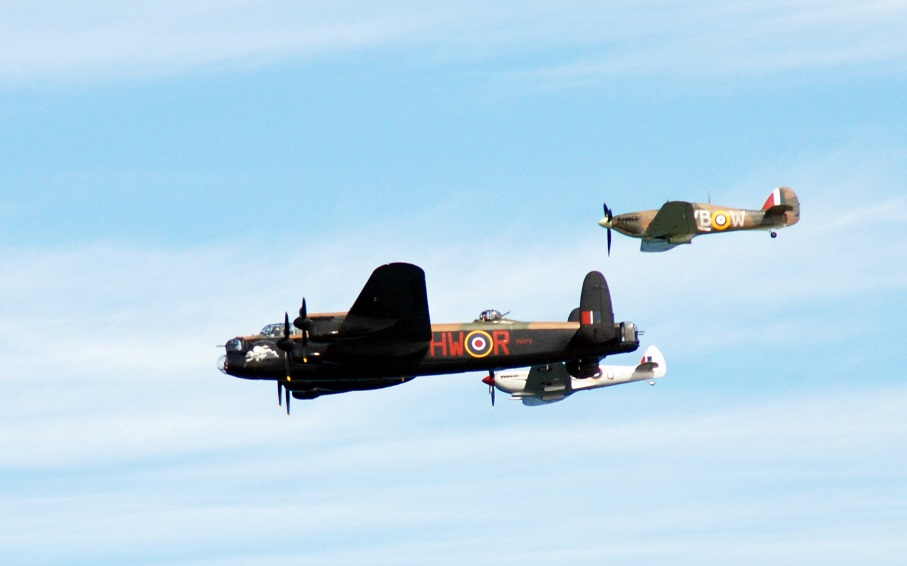 Looking ahead and up for the 30th Sunderland Airshow