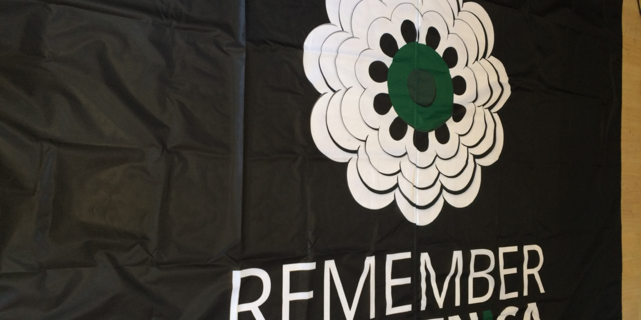 World remembers Srebrenica