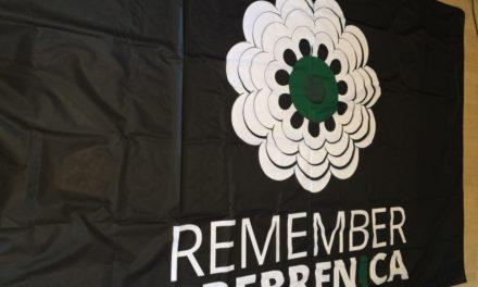 World remembers Srebrenica