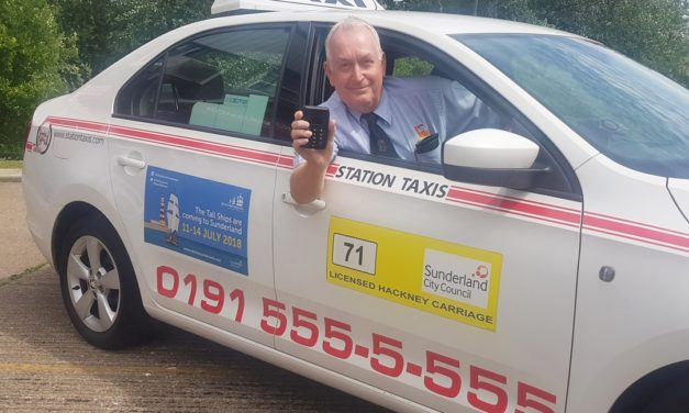 Station Taxis roll out credit card machines