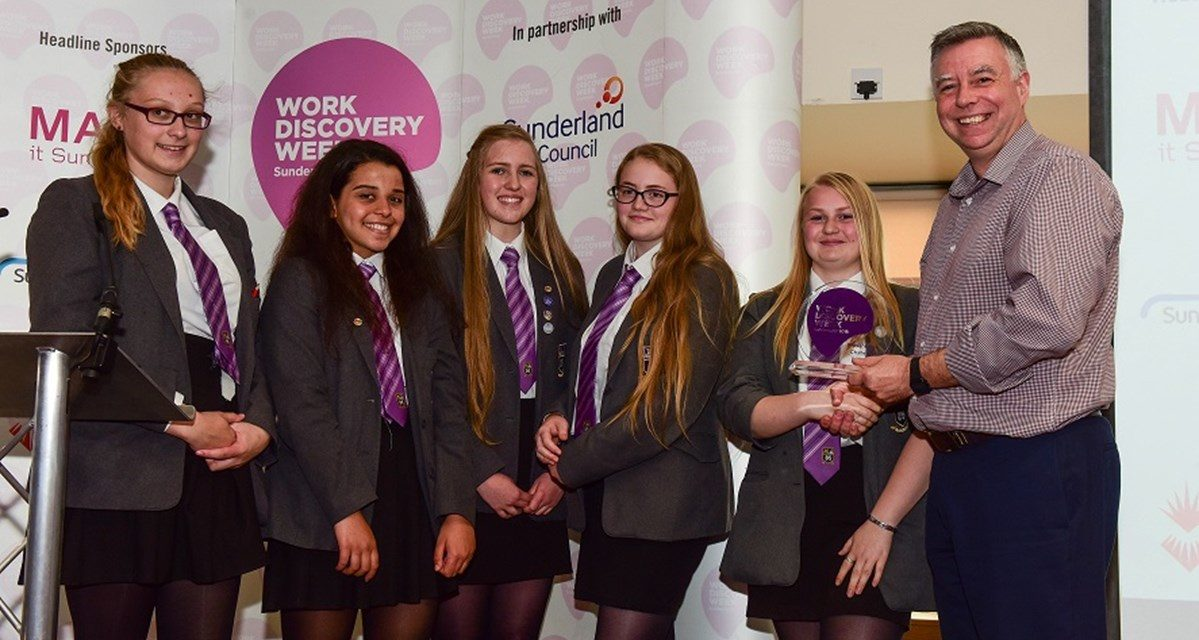 Sunderland school has a record win