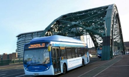 Bus operator helps to keep Sunderland Airshow visitors on the move with shuttle bus service