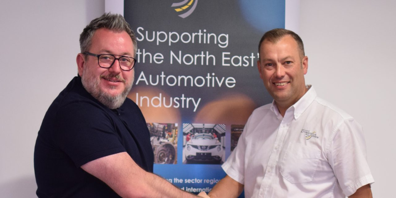 North East Automotive Alliance revs up to 300 as sector continues to shine