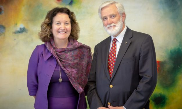 Global health expert returns to his roots for research collaboration