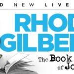 Rhod Gilbert – The Book of John coming to Sunderland Empire