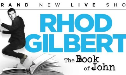 Rhod Gilbert – The Book of John coming to Sunderland Empire