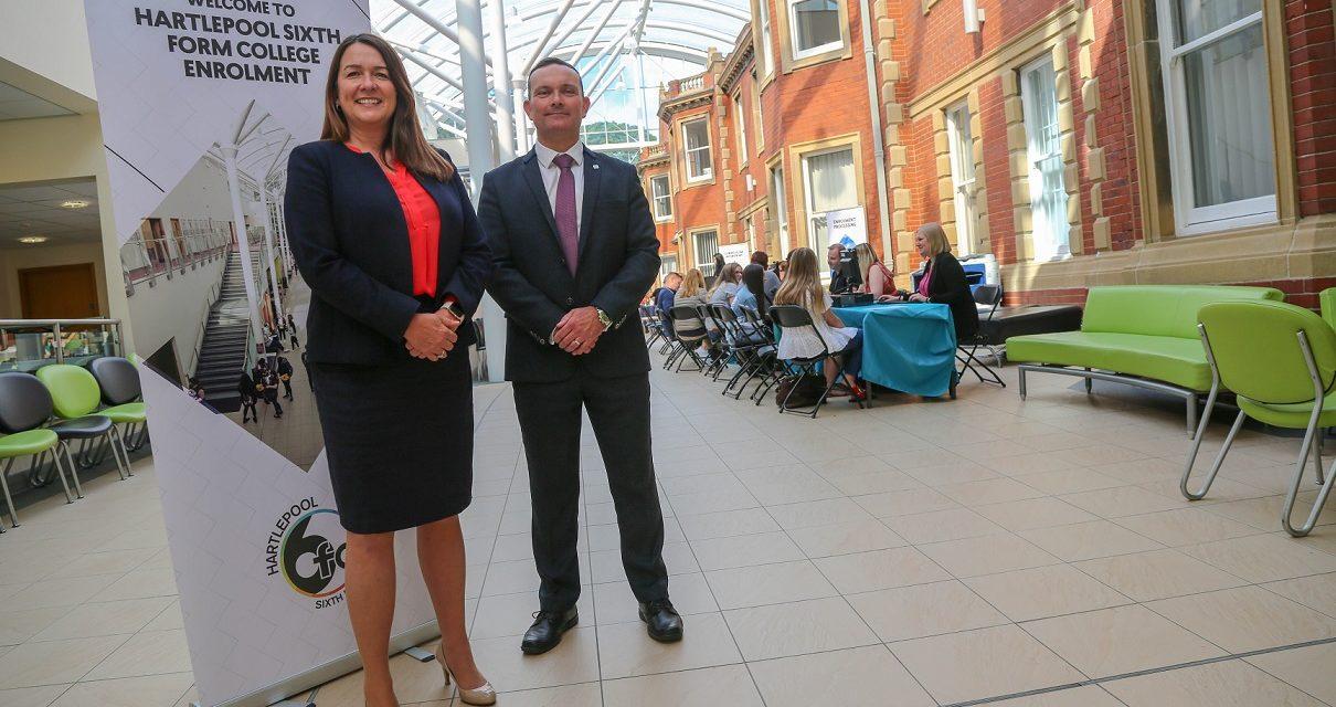 Sunderland College celebrates success one year after merger