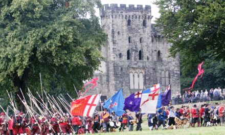Living History at Hylton Castle