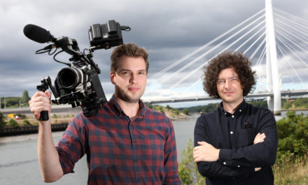 Double celebration for acclaimed video production firm
