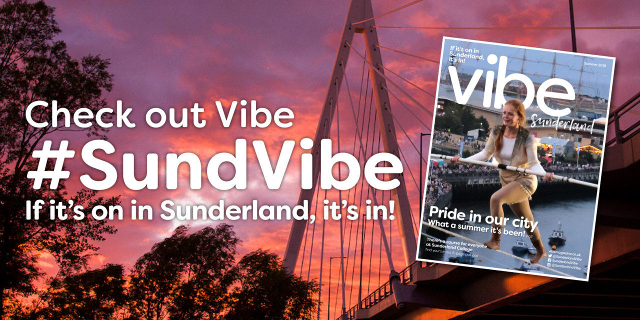 Pride in our city – read the latest edition of Vibe magazine