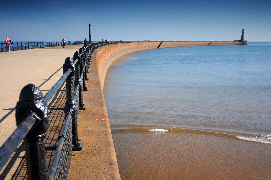 Roker Pier and Lighthouse factfile