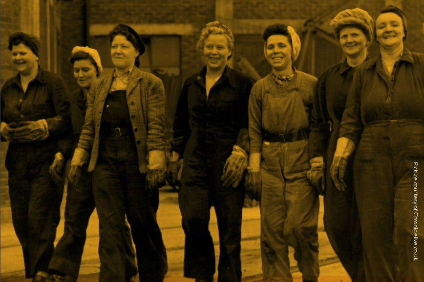 Sunderland's industrious women
