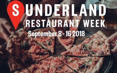 Sunderland Restaurant Week returns