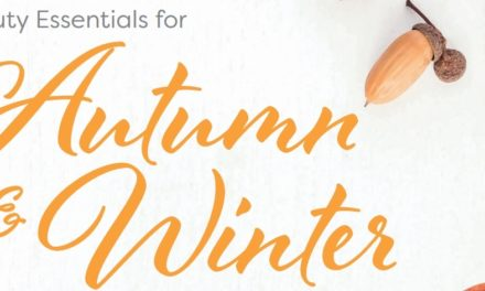 Five beauty essentials for autumn and winter