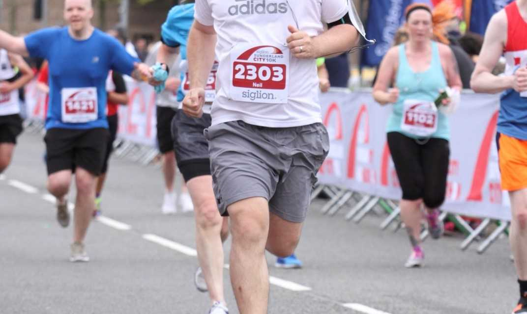 Energy employees raise £1700 for Great North Run participant