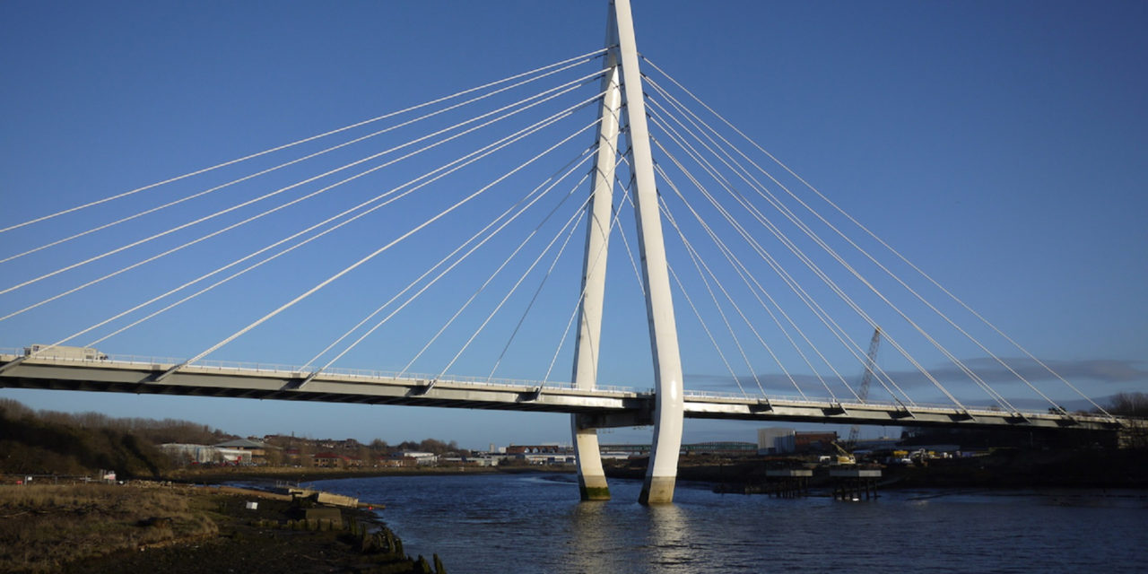 Northern Spire to open to traffic
