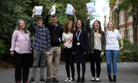Sunderland College celebrates excellent A-Level results