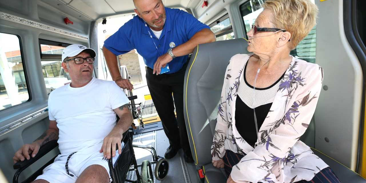Volunteers needed for hospice transport service