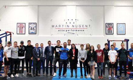 Martin Nugent Elite Performance launched at Sunderland College