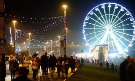 Sunderland Illuminations is back!