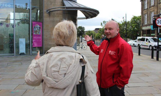 New Street Ranger hits the streets of Sunderland