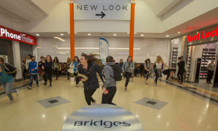 Students can shop smart at the Bridges