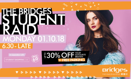 Student Raid: it's a takeover at Bridges, Sunderland