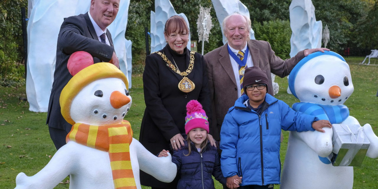 Civic welcome to Sunderland Illuminations preview evening
